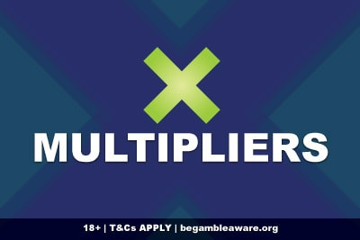 The Use Of Multipliers Within Slots Online