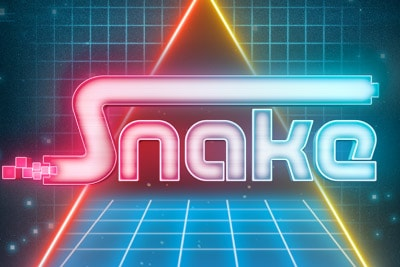 Snake Mobile Slot Logo