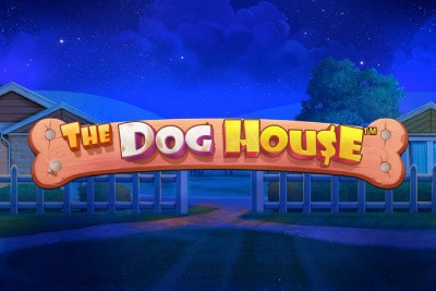 The Dog House Mobile Slot Logo