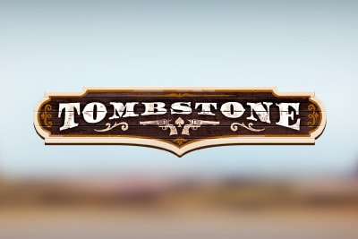 Tombstone Mobile Slot Logo