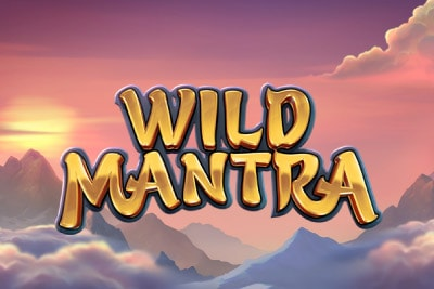 Wild Mantra Mobile Slot Logo