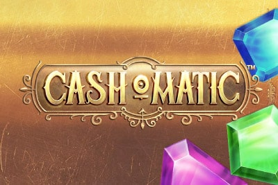 Cash O Matic Mobile Slot Logo