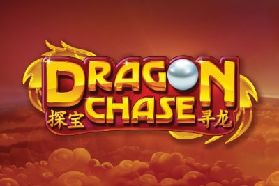 Dragon Chase Mobile Slot Logo