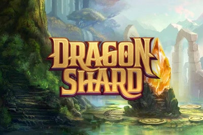 Dragon Shard Mobile Slot Logo
