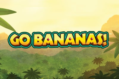 Go Bananas Mobile Slot Logo