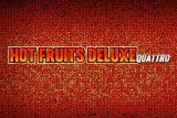 Hot Fruits Deluxe Quattro Slot Logo