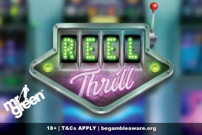 Mr Green Casino Reel Thrill Slot Tournaments