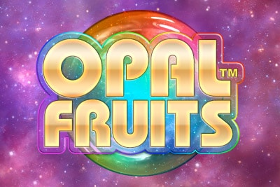 Opal Fruits Mobile Slot Logo