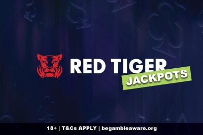 Red Tiger Jackpot Slots