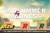 Rizk Casino Midsummer Madness Promotion