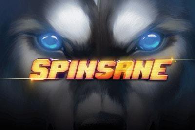 Spinsane Mobile Slot Logo