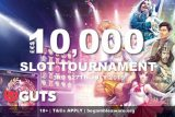 10,000 Guts Casino Slot Tournament