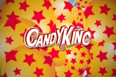 Candy King Slot Logo