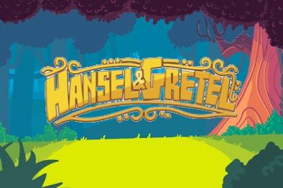 Hansel & Gretel Slot Logo
