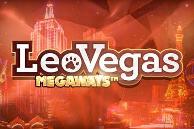 LeoVegas Megaways Slot Logo