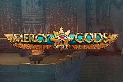 Mercy of the Gods Mobile Slot Logo