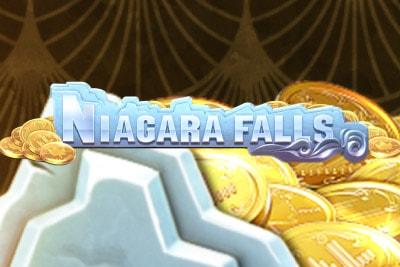Niagara Falls Mobile Slot Logo