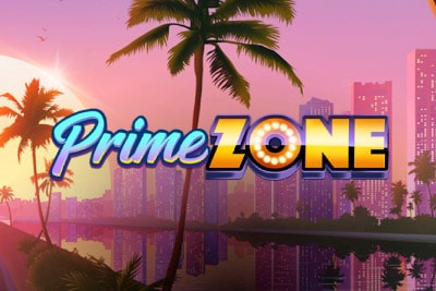 Prime Zone Mobile Slot Logo