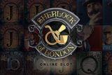 Sherlock of London Mobile Slot Logo