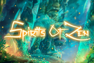 Spirits of Zen Mobile Slot Logo