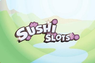 Sushi Slots Slot Logo
