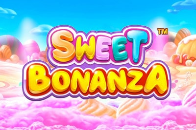 Sweet Bonanza Mobile Slot Logo