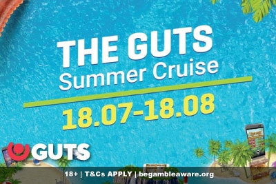 The Guts Casino Summer Cruise Full of Bonuses