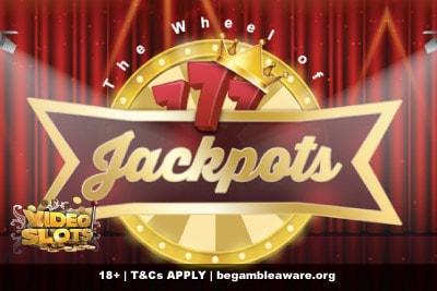 Videoslots Casino The Wheel of Jackpots