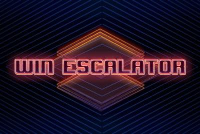 Win Escalator Mobile Slot Logo