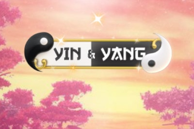 Yin & Yang Mobile Slot Logo
