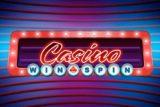 Casino Win Spin Mobile Slot Logo