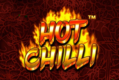 Hot Chilli Mobile Slot Logo