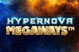 Hypernova Megaways Mobile Slot Logo