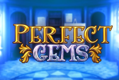 Perfect Gems Mobile Slot Logo