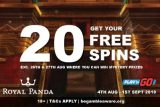 Get Your Royal Panda Mobile Casino Free Spins Daily