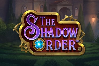 The Shadow Order Mobile Slot Logo