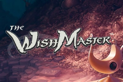 The Wish Master Mobile Slot Logo