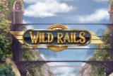 Wild Rails Mobile Slot Logo