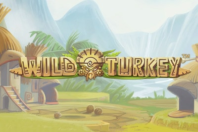 Wild Turkey Mobile Slot Logo