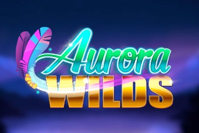 Aurora Wilds Mobile Slot Logo