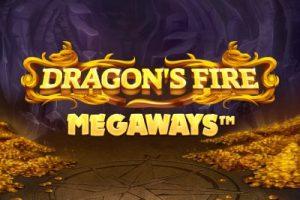 Dragon's Fire Megaways Mobile Slot Logo
