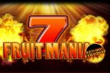 Fruit Mania Mobile Slot Logo