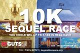 Play In The 10K Guts Slot Tournament