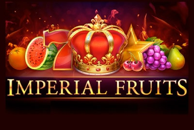 Imperial Fruits Mobile Slot Logo