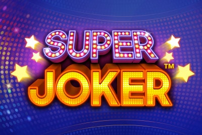 Super Joker Mobile Slot Logo