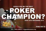Videoslots Casino Poker Championship Promo