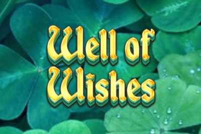 Well of Wishes Mobile Slot Logo