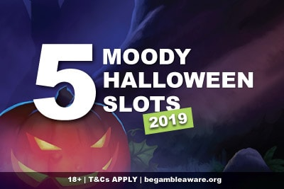 5 Moody Halloween Slots To Play Online