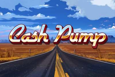 Cash Pump Mobile Slot Logo
