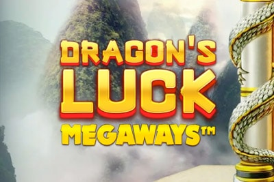 Dragons Luck Megaways Mobile Slot Logo